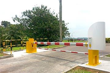 HVM - Crash Beam Barriers